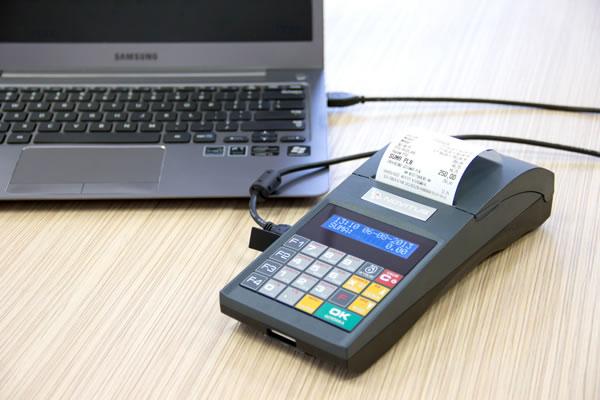 Kasa fiskalna Novitus Nano E - Podłącz kasę do innego urządzenia - to proste!